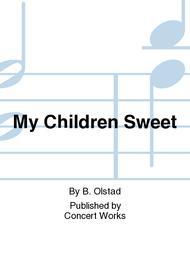 My Children Sweet