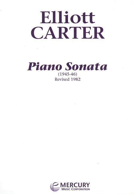 Piano Sonata (1945-46)