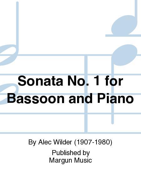 Sonata No. 1 for Bassoon and Piano