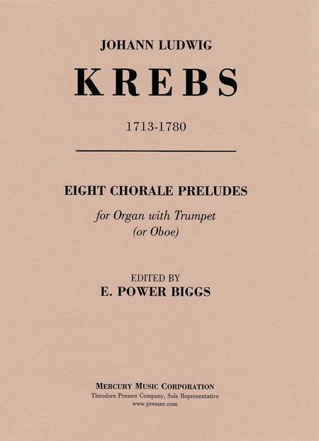 Eight Chorale Preludes