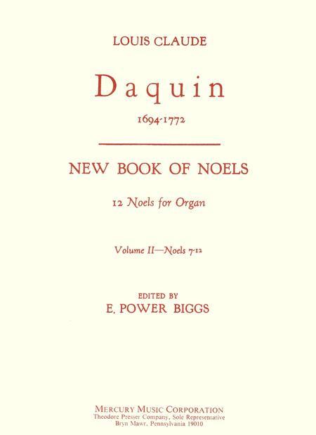 New Book Of Noels, Vol. 2