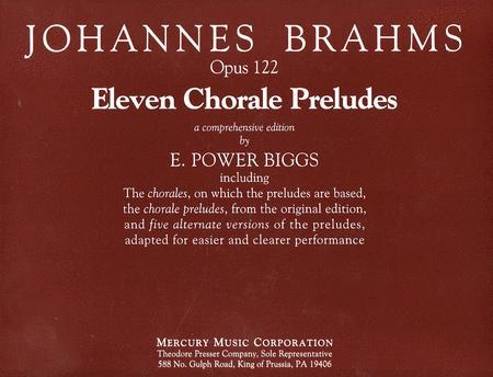 Eleven Chorale Preludes