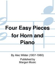 Four Easy Pieces for Horn and Piano