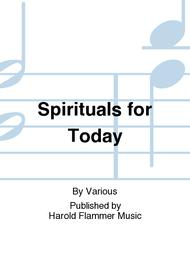 Spirituals for Today