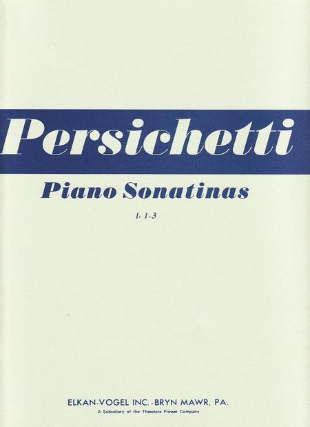 Piano Sonatinas, Book 1