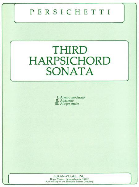 Third Harpsichord Sonata