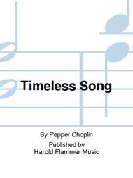 Timeless Song