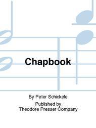 Chapbook