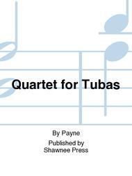 Quartet for Tubas