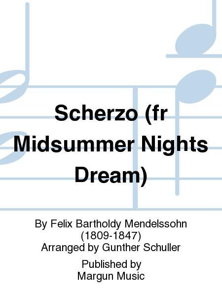 Scherzo (fr Midsummer Nights Dream)