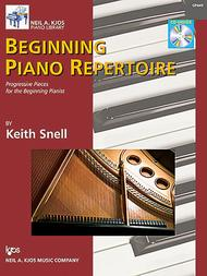 Beginning Piano Repertoire (with CD)