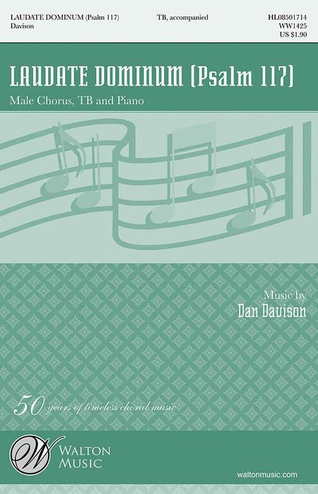 Laudate Dominum (TB - Vocal Score)