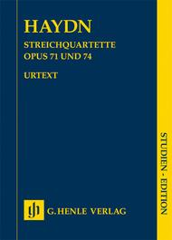String Quartets op.71 & 74 Band 9