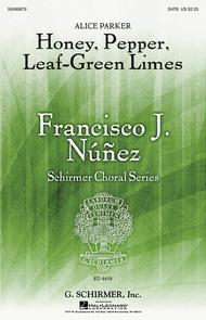 Honey, Pepper, Leaf-Green Limes