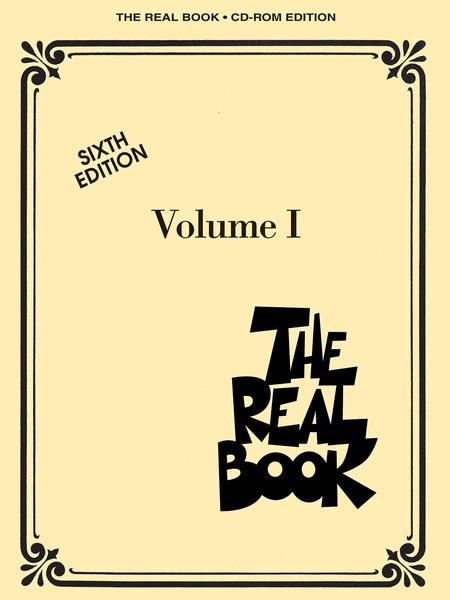 The Real Book - Volume I - Sixth Edition