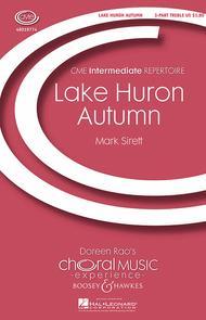 Lake Huron Autumn