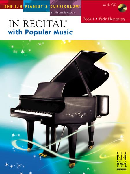 In Recital with Popular Music, Book 1