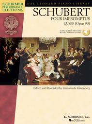 Schubert - Four Impromptus, D. 899 (Op. 90)