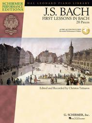 Bach - First Lessons in Bach