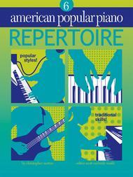 American Popular Piano - Repertoire (Book/CD)