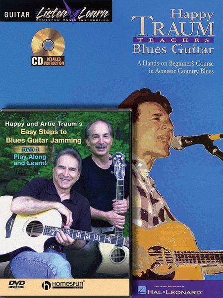 Happy Traum - Blues Guitar Bundle Pack