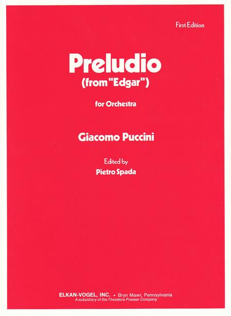 Preludio (From