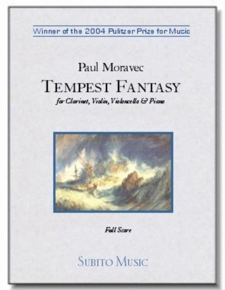 Tempest Fantasy (Score & CD)