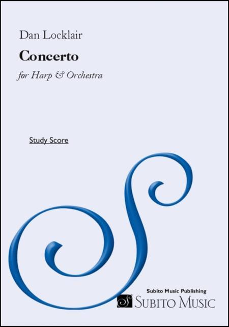 Concerto for Harp & Orchestra