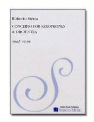 Concerto for Saxophones & Orchestra