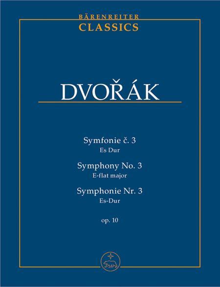 Symphony No. 3 E flat major op. 10