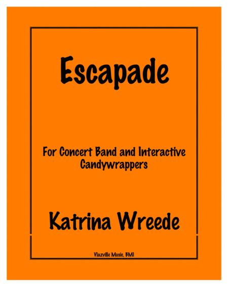 Escapade for Band and Candywrappers