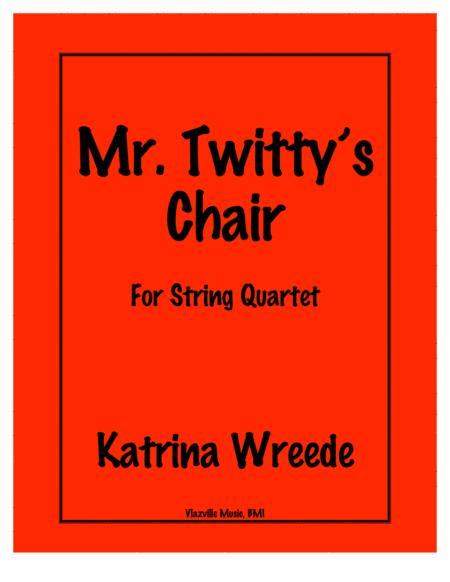 Mr. Twitty's Chair