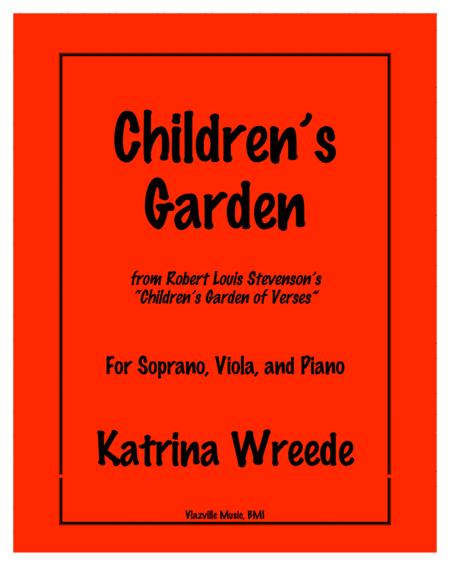 The Children's Garden of Verses