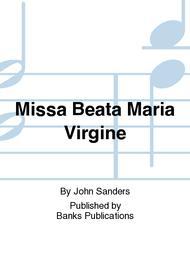 Missa Beata Maria Virgine