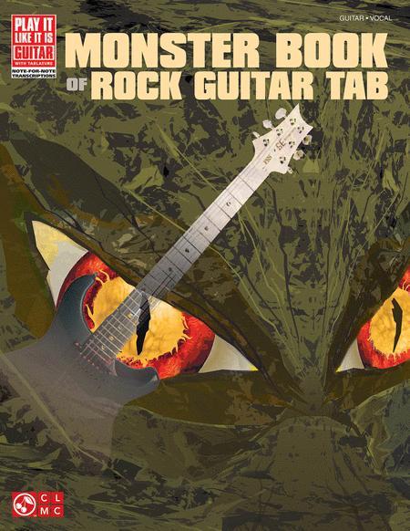 Monster Book of Rock Guitar Tab