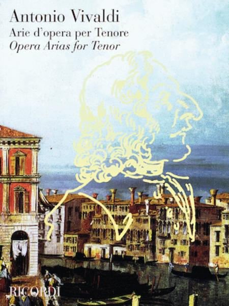 Opera Arias for Tenor