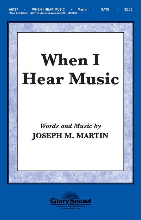When I Hear Music