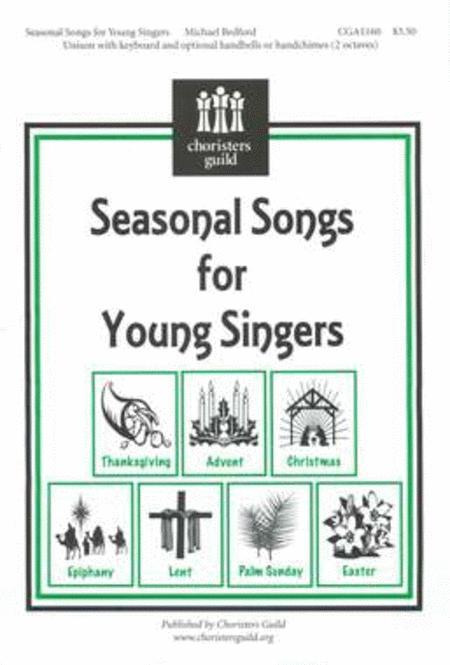 Seasonal Songs for Young Singers