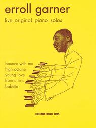 ERROLL GARNER PIANO SOLOS EBOOK DOWNLOAD