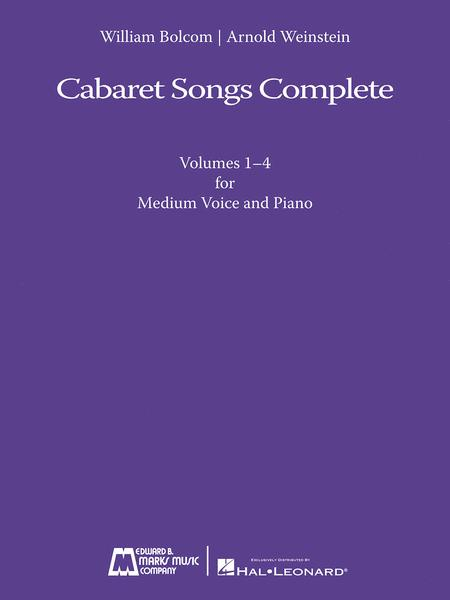 Cabaret Songs Complete