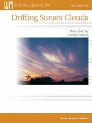 Drifting Sunset Clouds