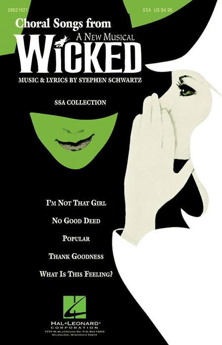 Choral Songs from Wicked