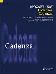 Cadenza - Concertos for Piano and Orchestra in C Major, K. 457 and D Major K. 537 Coronation