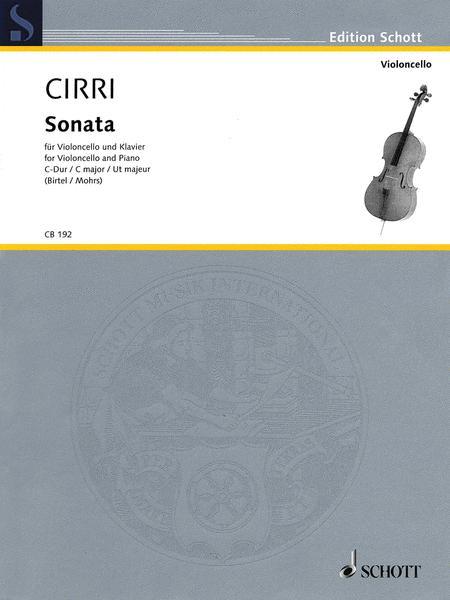 Sonata No. 1 C Major