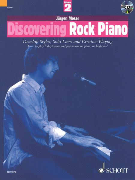 Discovering Rock Piano Vol. 2