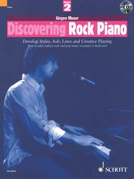 Discovering Rock Piano - Volume 2