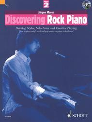 Discovering Rock Piano Vol. 2