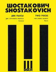 Shostakovich: Two Pieces For String Quartet: 1. Elegy, 2. Polka