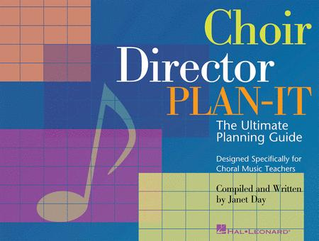 Choir Director Plan-It