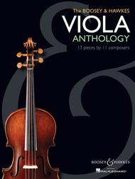 The Boosey & Hawkes Viola Anthology